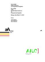 Proceedings of the Seventh Italian Conference on Computational Linguistics CLiC-it 2020