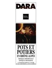 Pots et potiers en Rhône-Alpes