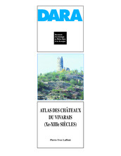 Atlas des châteaux du Vivarais (xe-xiiie siècles)