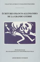 Écritures franco-allemandes de la Grande Guerre