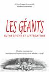 Les Géants entre mythe et littérature
