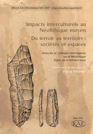 Impact sur le milieu végétal et activités agro-pastorales des groupes néolithiques d'après la séquence pollinique d'Armancourt (Oise)