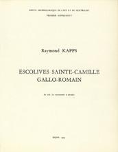 Escolives Sainte-Camille gallo-romain