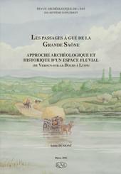 Les passages à gué de la Grande Saône
