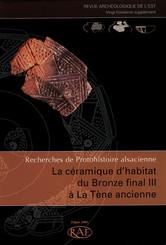 Recherches de Protohistoire alsacienne