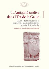 Baudemont, le Pré-de-la-Bordonne (Saône-et-Loire): sépultures et mobilier danubien de la première moitie du vesiècle
