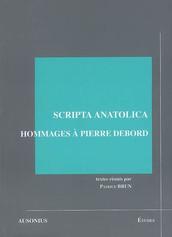 Scripta anatolica