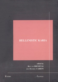 Who were the Karians in Hellenistic times? The evidence from epichoric language and personal names1