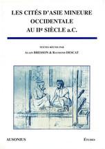 Parenté et société dans le monde grec
