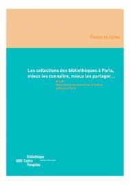 Les politiques documentaires des bibliothèques publiques des grandes villes étrangères1