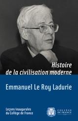 Histoire de la civilisation moderne