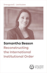 Reconstructing the International Institutional Order
