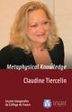 Introducing Claudine Tiercelin