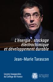 L'énergie: stockage électrochimique et développement durable