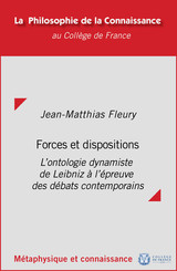 Forces et dispositions