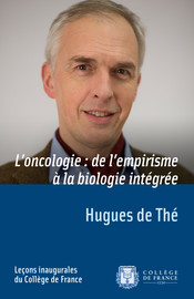 L'oncologie: de l'empirisme à la biologie intégrée