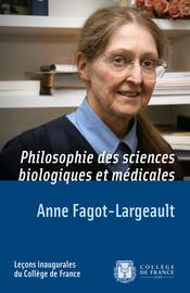 Philosophie des sciences biologiques et médicales
