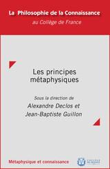 Les principes métaphysiques