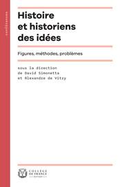 Histoire des idées et histoire rhétorique et cognitive