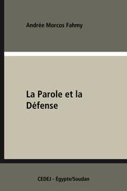 1. La sécurité publique (I)