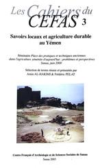 Savoirs locaux et agriculture durable au Yémen