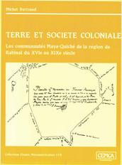 Terre et société coloniale