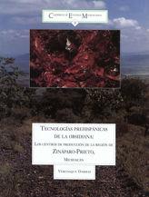 Tecnologías prehispánicas de la obsidiana
