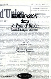 Prologue. Le dossier Masson