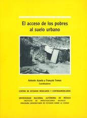 El acceso de los pobres al suelo urbano