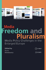 Chapter 2. Visions of Media Pluralism and Freedom of Expression in EU Information Society Policies