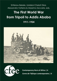 Great War Intrigues in the Horn of Africa