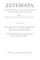 Die semiotische Erkenntnistheorie Platons im Siebten Brief