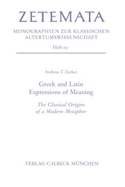Chapter 1: The Polysemy of Expressions of Meaning