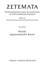 Martials 'epigrammatischer Kanon'