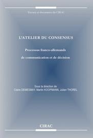 L'atelier du consensus
