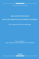 Relations sociales dans les services d'intérêt général