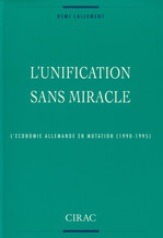 L'unification sans miracle