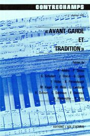 Tradition et rupture de tradition