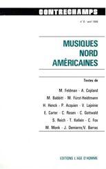 Musiques nord-américaines
