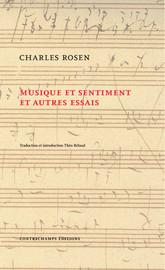 Musique et sentiment et autres essais