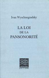 Index alphabétique des œuvres d'Ivan Wyschnegradsky