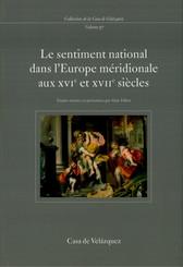 Le sentiment national dans l'Europe méridionale aux xvie et xviie siècles