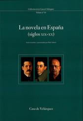 La novela en España (siglos xix-xx)