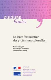 La lente féminisation des professions culturelles