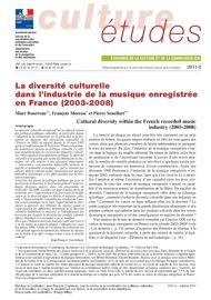 La diversité culturelle dans l'industrie de la musique enregistrée en France (2003-2008)
