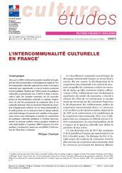 L'intercommunalité culturelle en France