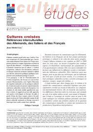 Cultures croisées