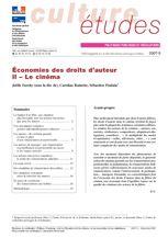 Économies des droits d'auteur - II
