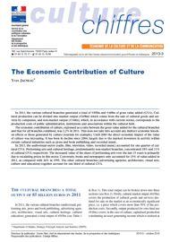 Annexes_The Economic Contribution of Culture