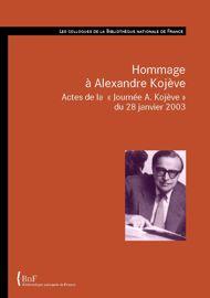 Kojève's Paris: A Memoir1